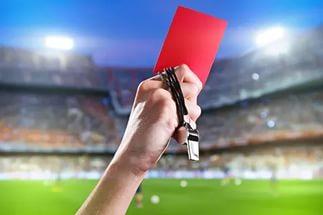 Будет футболе в ставка удаление не