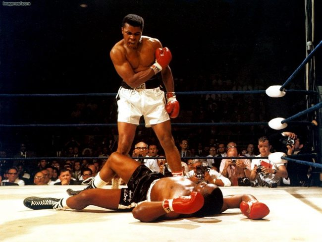 Боксерский ринг