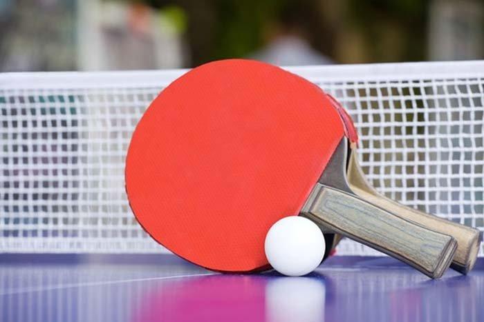 Настольный теннис. Ракетки