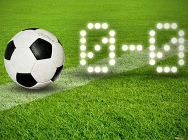 Счет в футболе