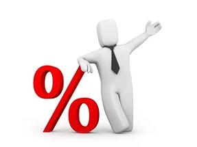 Человек и процент